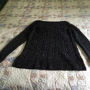 NWT - St. John cowl neck sweater.